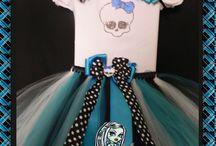 Monster high dresses