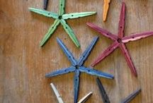 pinzas estrella