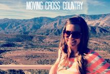 Cross Country Move / by Christina Murray