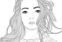 Рисунки-каракули