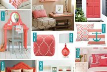 Decorating -coral