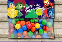 insideout party theme