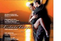 """@Editango / Rivista a distribuzione gratuita dedicata al mondo del #Tango a Torino. Potete scaricare il Pdf dalla sezione """"editoriali"""" del nostro sito www.claveloca.com"""