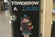 decoracion bibliotecas escolares