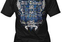 Philippians 4:13 / christian t-shirts   christian clothing   christian apparel   christian tee shirts   christian t-shirt   christian clothes   cool christian t-shirts   custom christian t shirts   christian tee