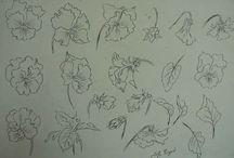схемы цветов
