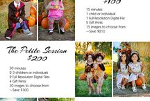 Halloween Photos / Photos from various halloween mini sessions over the years!