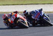 Marquez & Lorenzo @ Australia