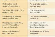 English/ spanish