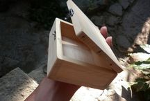 Wooden Jewellry Box / Wooden Box Stuff