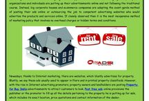 There is always Property for Buy India Advertisements Available Online