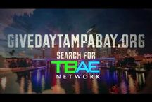 #GiveDayTampaBay / TBAE is a viewer supported television station that survives on fundraising. Donations allow TBAE to continue to produce original programs that bring art, education and culture to life. Support us by pledging to donate at https://www.givedaytampabay.org and search: Tampa Bay Arts & Education Network!