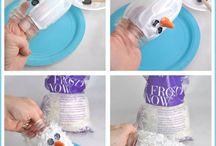 Glass bottles diy ideas