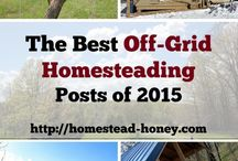Homesteading/Off Grid