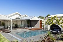 pool & surrounds