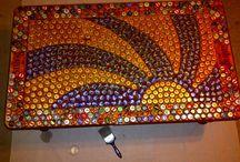 artesanias com cervezas