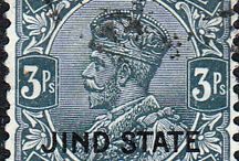 India - Jind Stamps