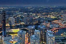 都市の風景(landscape of the city)