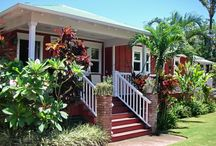 plantation style home