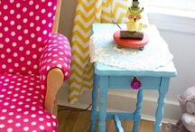 Miss Charli Bean & Miss Tilly Bel's bedroom inspo