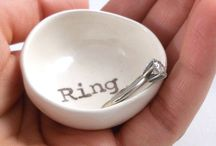 Custom Ring Dishes & Other Valentines Day Gifts Under $15 / Custom Ring Dishes & Other Valentines Day Gifts Under $15