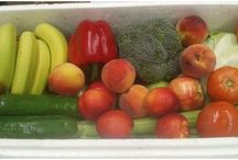 Happy and Healthy / Fresh Fruit & Vegies that come to you