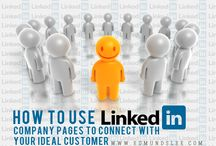 How to get Linkedin  / by Penney Fox | Inner Social Media-ness