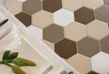 Hexagon Shape Tile