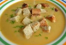 cuketova kremova polievka