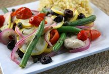 Seafood Grilling Recipes