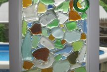 Sea Glass from New Zealand