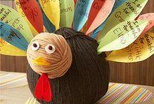 Thanksgiving / by Tommy Tonya Ward