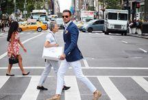 WhitePants / 年間通じて白パンツを履きこなすためのボード