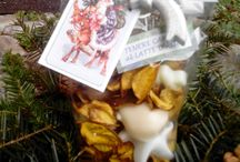Saponi a Natale: latte d'asina e fiori