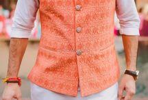 Akhil's Sangeet outfit ideas