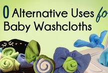 Baby Washcloths WashAgami