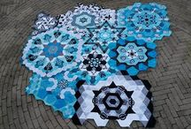 Quilting - The New Hexagon