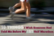 Half marathon / by Jessica Bursztynsky