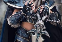 Lady Arthas - Cosplay