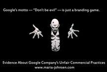 Google Unfair Commercial Practices