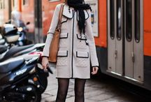 Winter Fashion / by Ash Canose