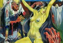 gore / the art of horror,gore,terror and perversion