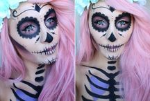 Sugar Skull-make-up