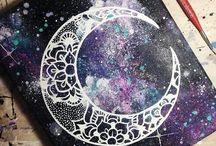 Luna și Soarele