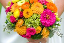 Spring Bouquets / Spring Bouquets for all occasions including weddings, graduations, and more!