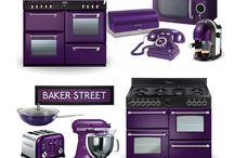 Home is where my purple stuff is