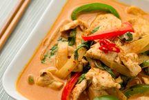 Thai food mmm