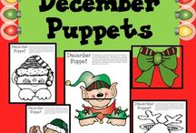 Winter Seasonal Activities / Activities and lesson plans that focus on winter, including holidays