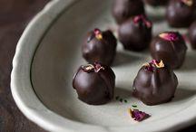 (recipes) truffles & chocolates