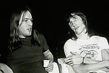 .Roger Waters & David Gilmour  .Roger Waters & David Gilmour
